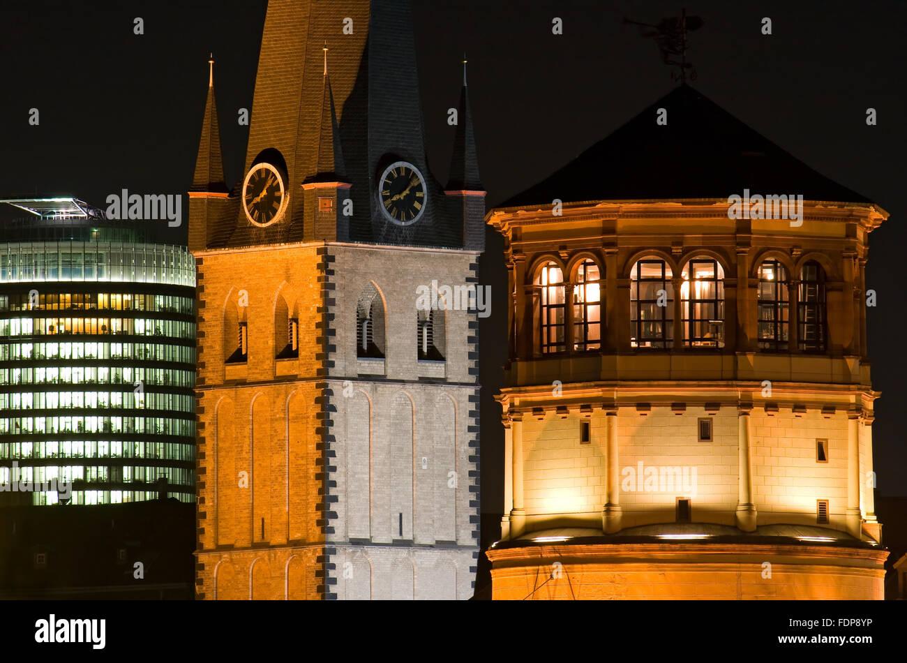 düsseldorf - Stock Image