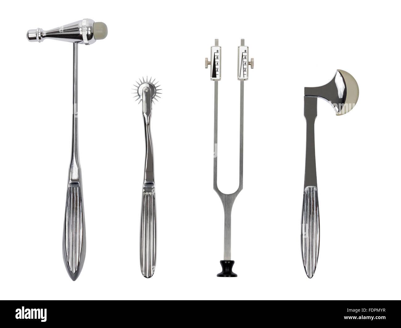 instruments,equipment,neurology,nervous system - Stock Image