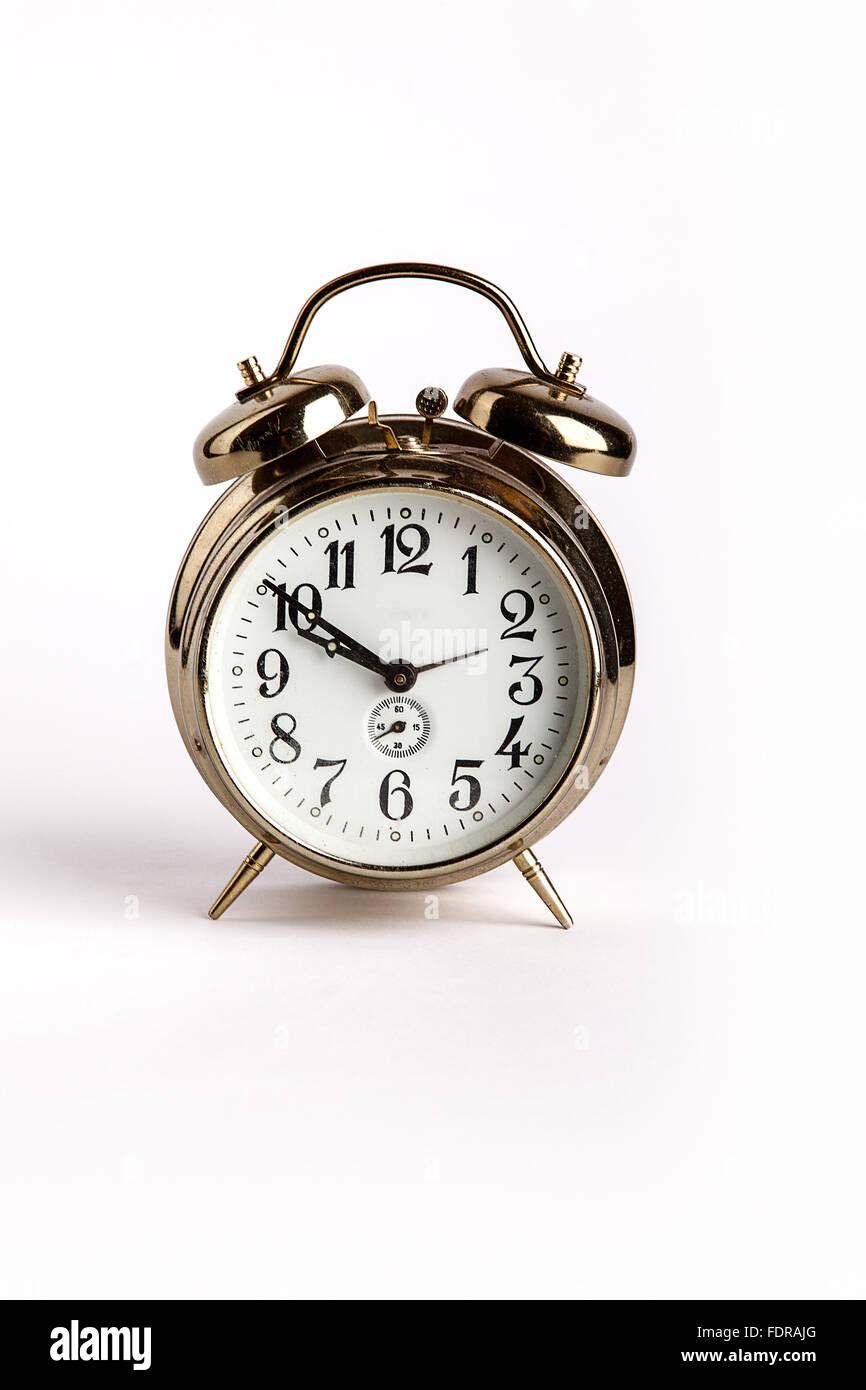 alarm clock,clock - Stock Image