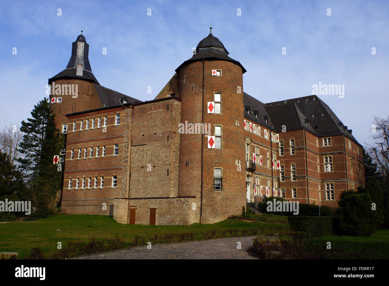 bedburg - Stock Image