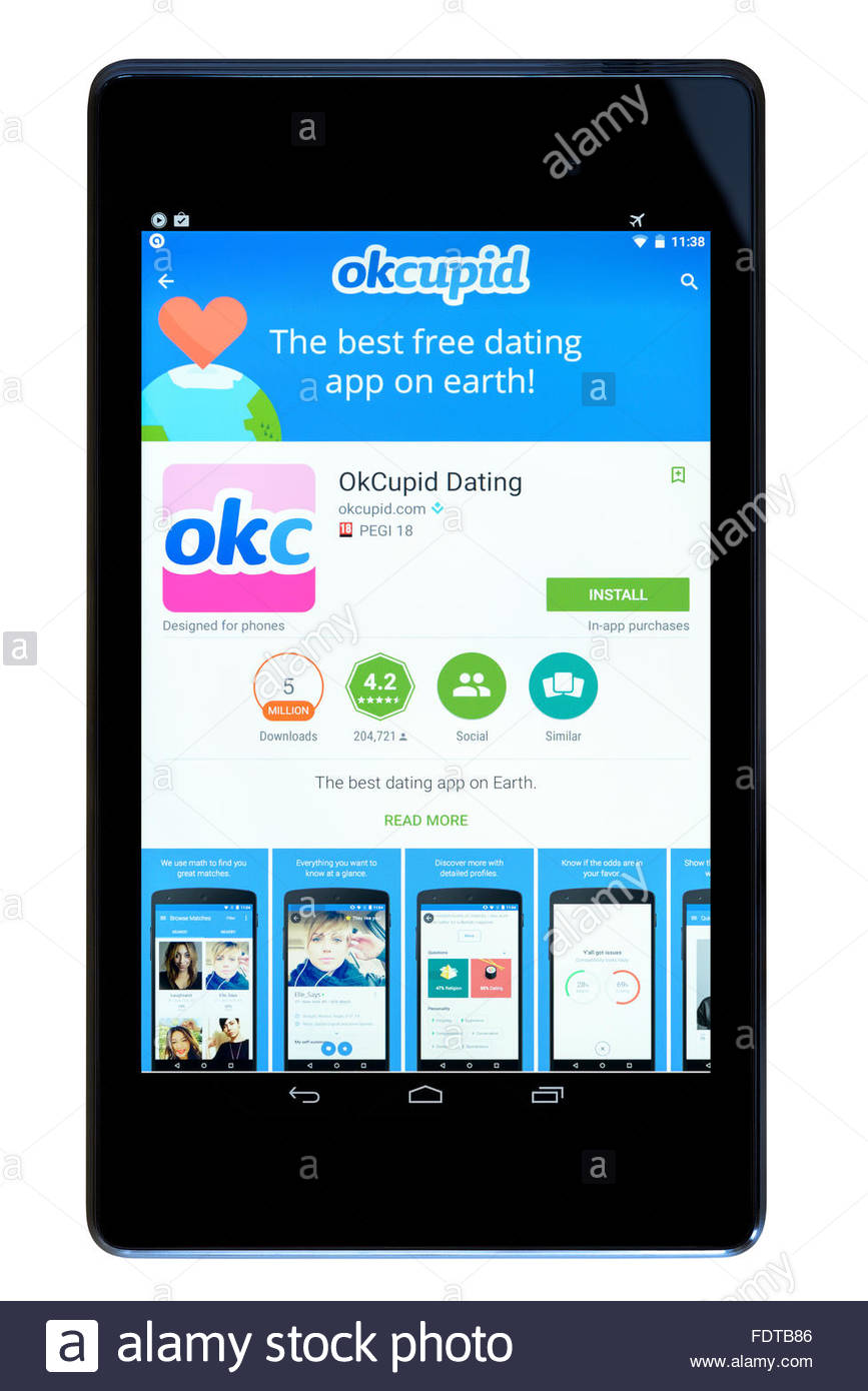 Okcupid android app download