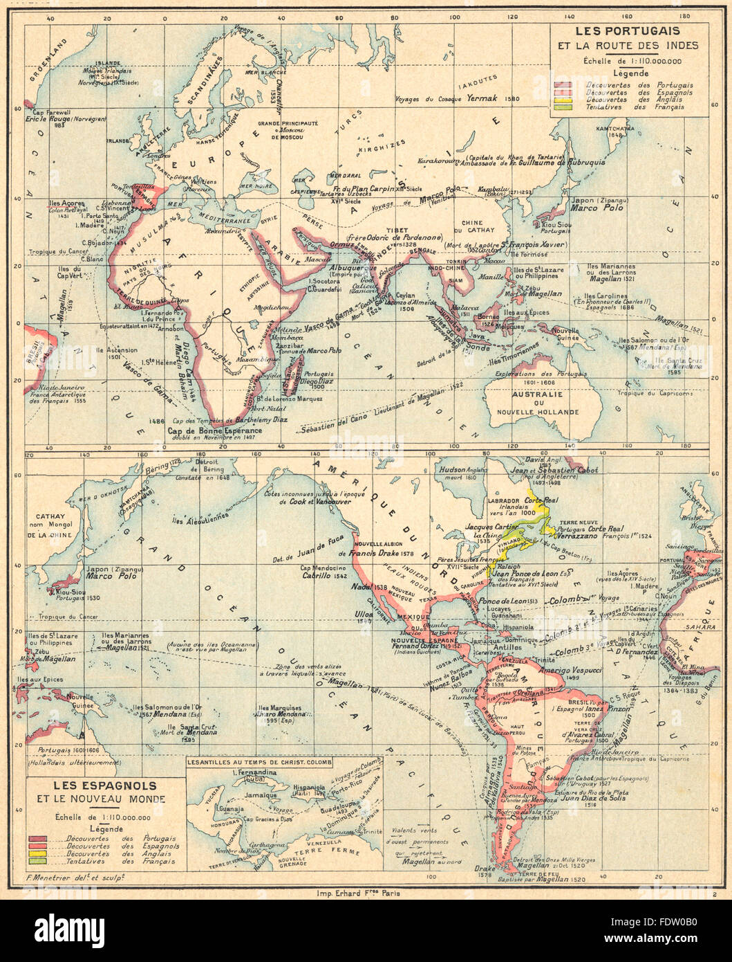 World Map Old 1900 Stock Photos World Map Old 1900 Stock Images