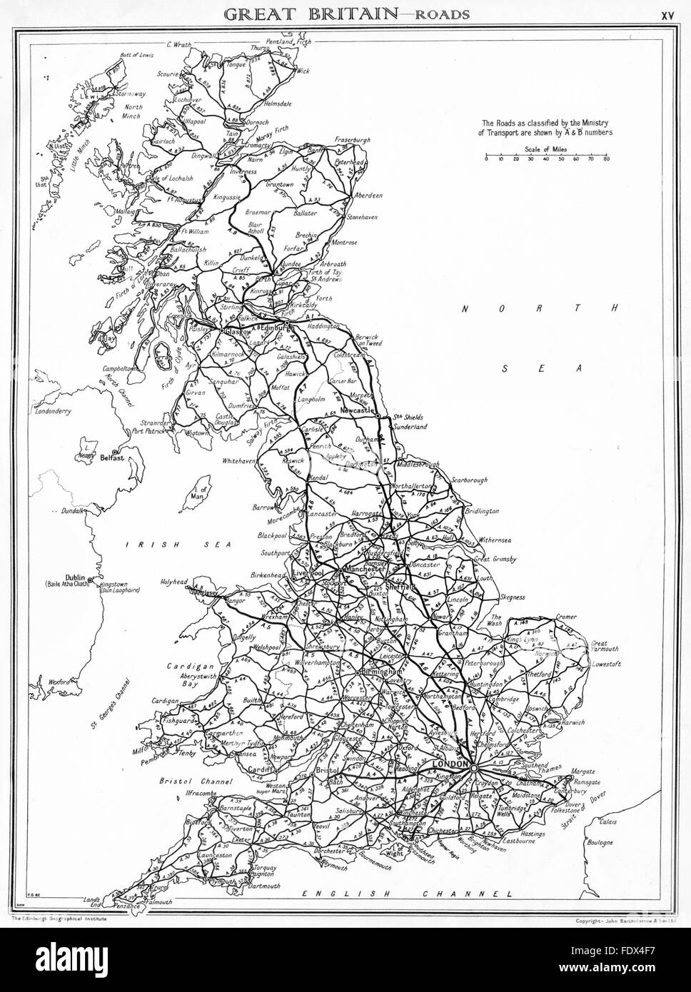 Map Of England Great Britain.Great Britain Map Black And White Stock Photos Images Alamy