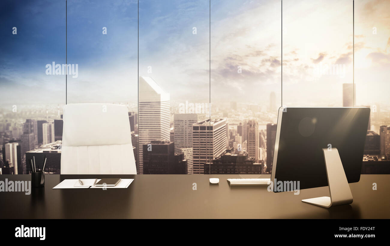 Office management - Stock Image