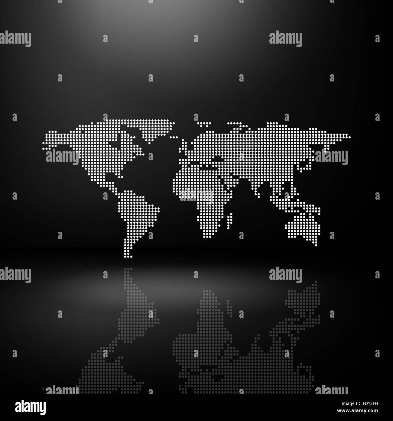 Abstract background a reflection of a world map on the shiny stock abstract background a reflection of a world map on the shiny surface gumiabroncs Image collections