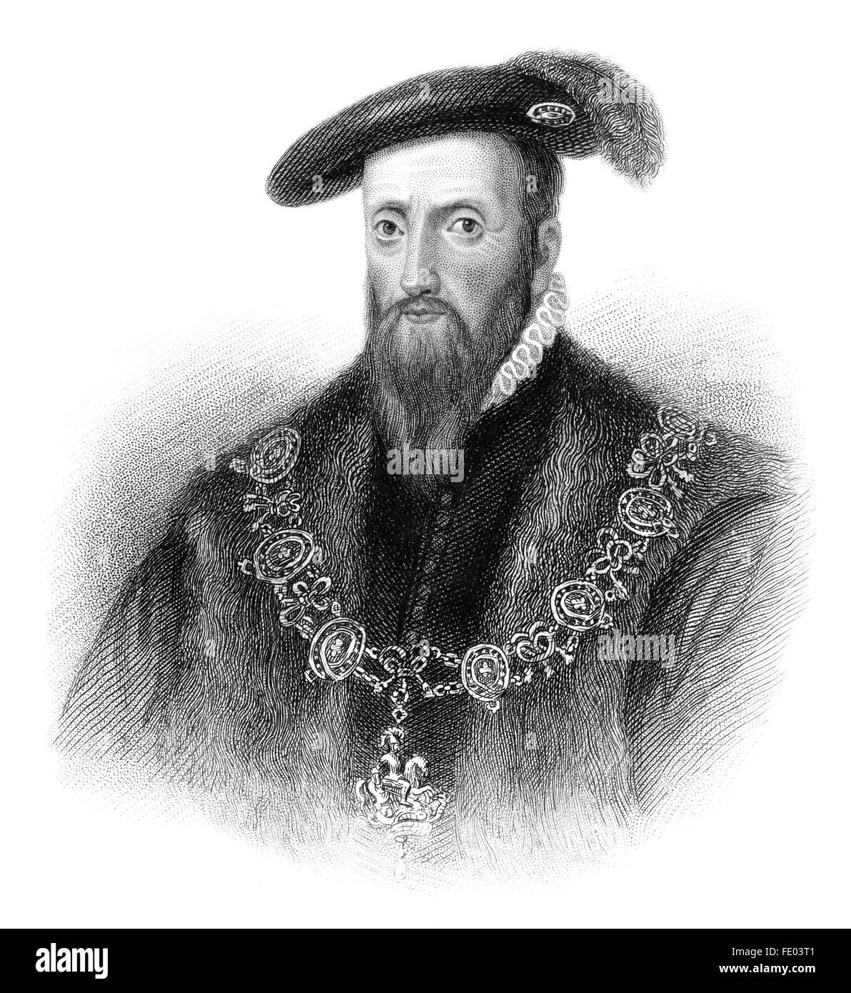 Edward Seymour, Lord Beauchamp