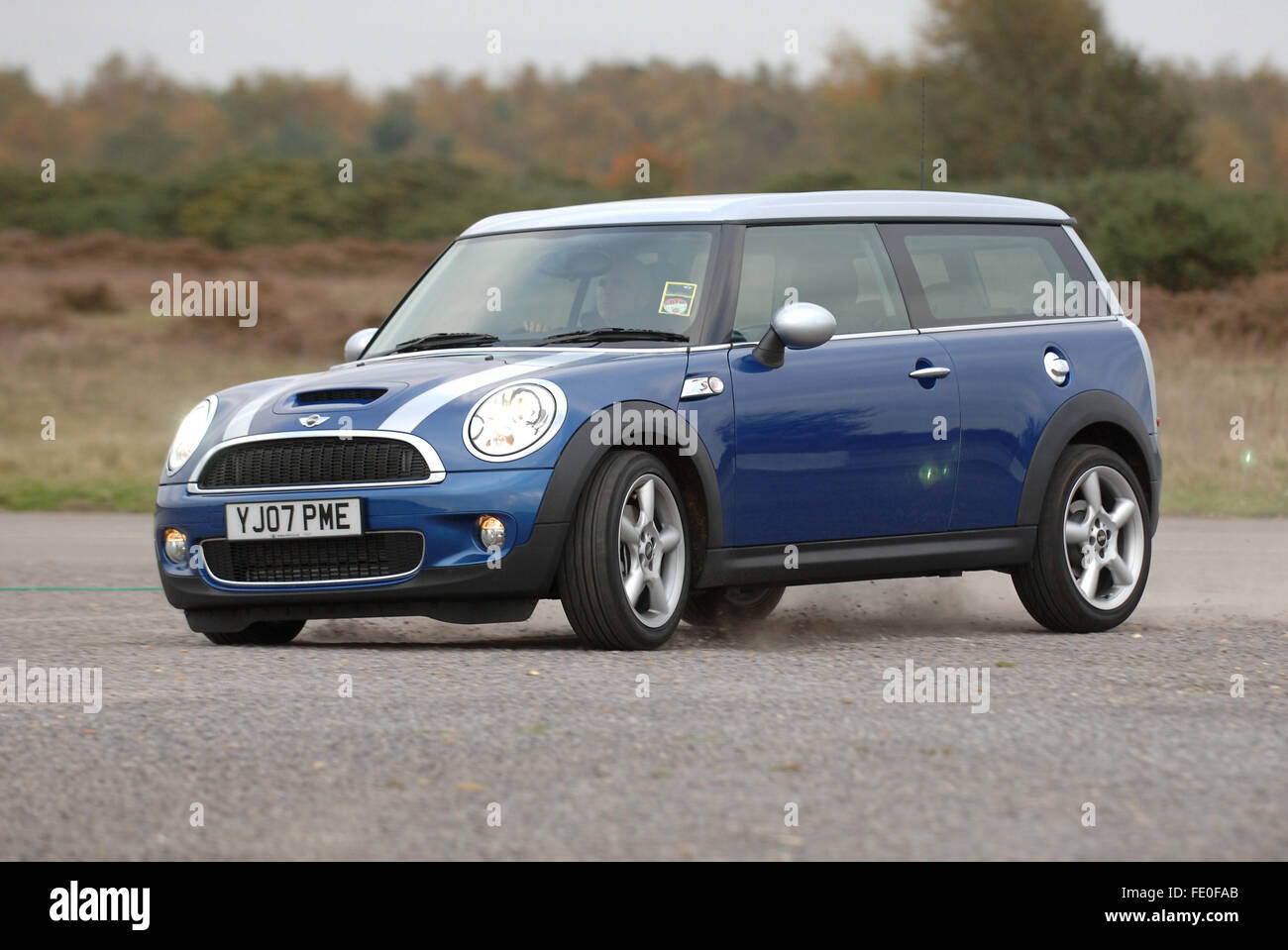 2007 Mini Clubman Cooper S Supercharged Version Of The Tiny Estate