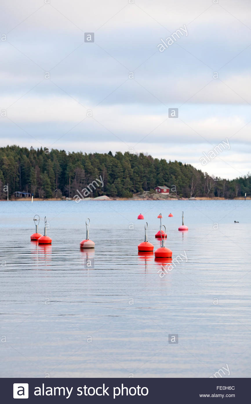 Buoy Floating Float Stock Photos & Buoy Floating Float