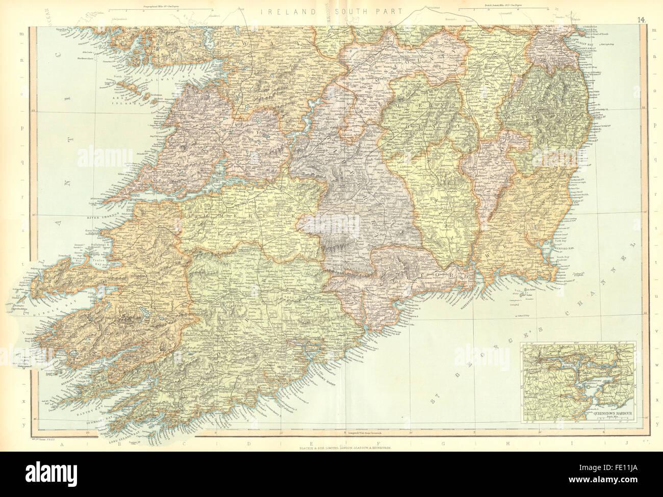 Queenstown Cobh Stock Photos & Queenstown Cobh Stock Images - Alamy