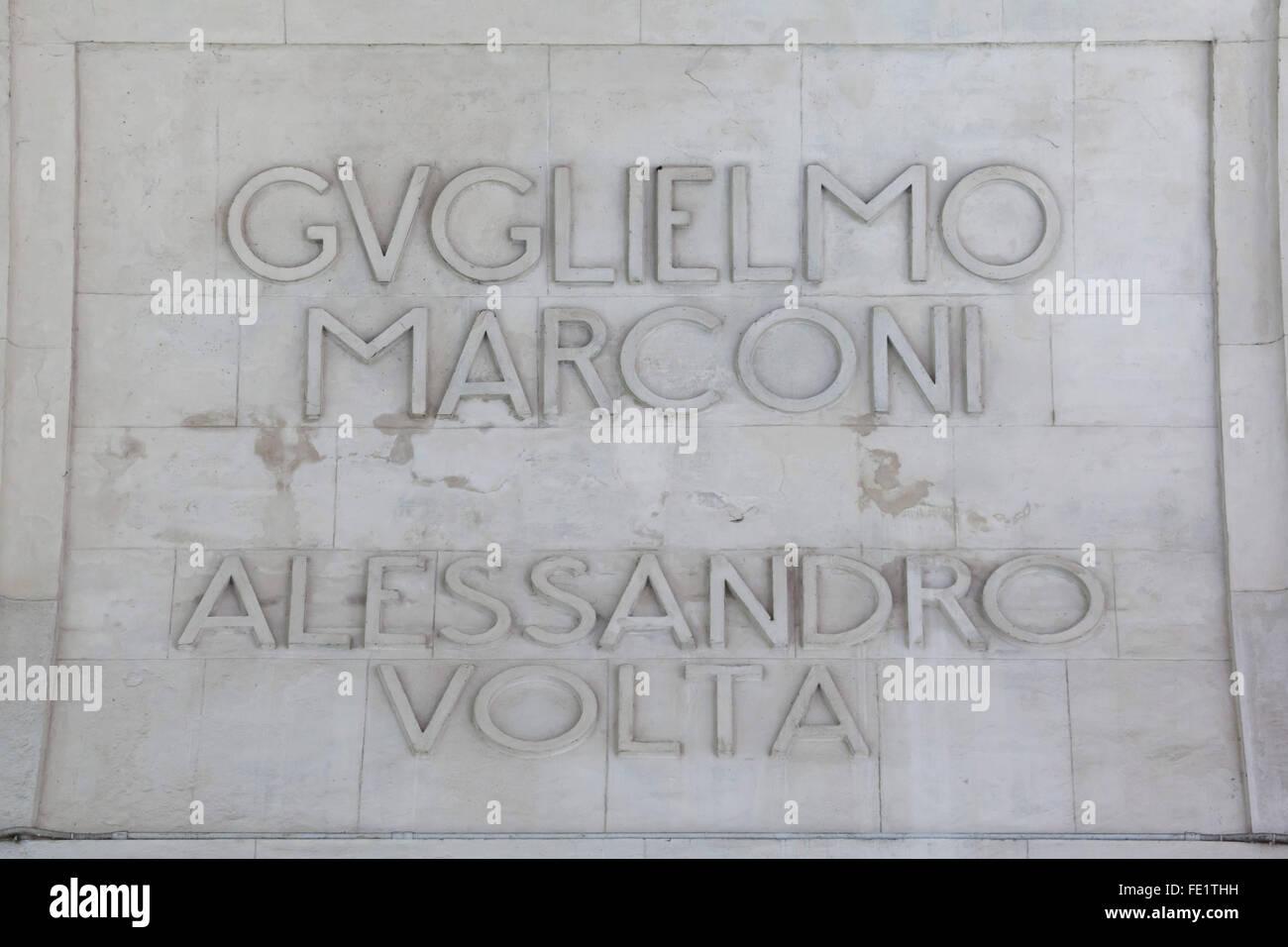 Resultado de imagen para MARCONI ITALY