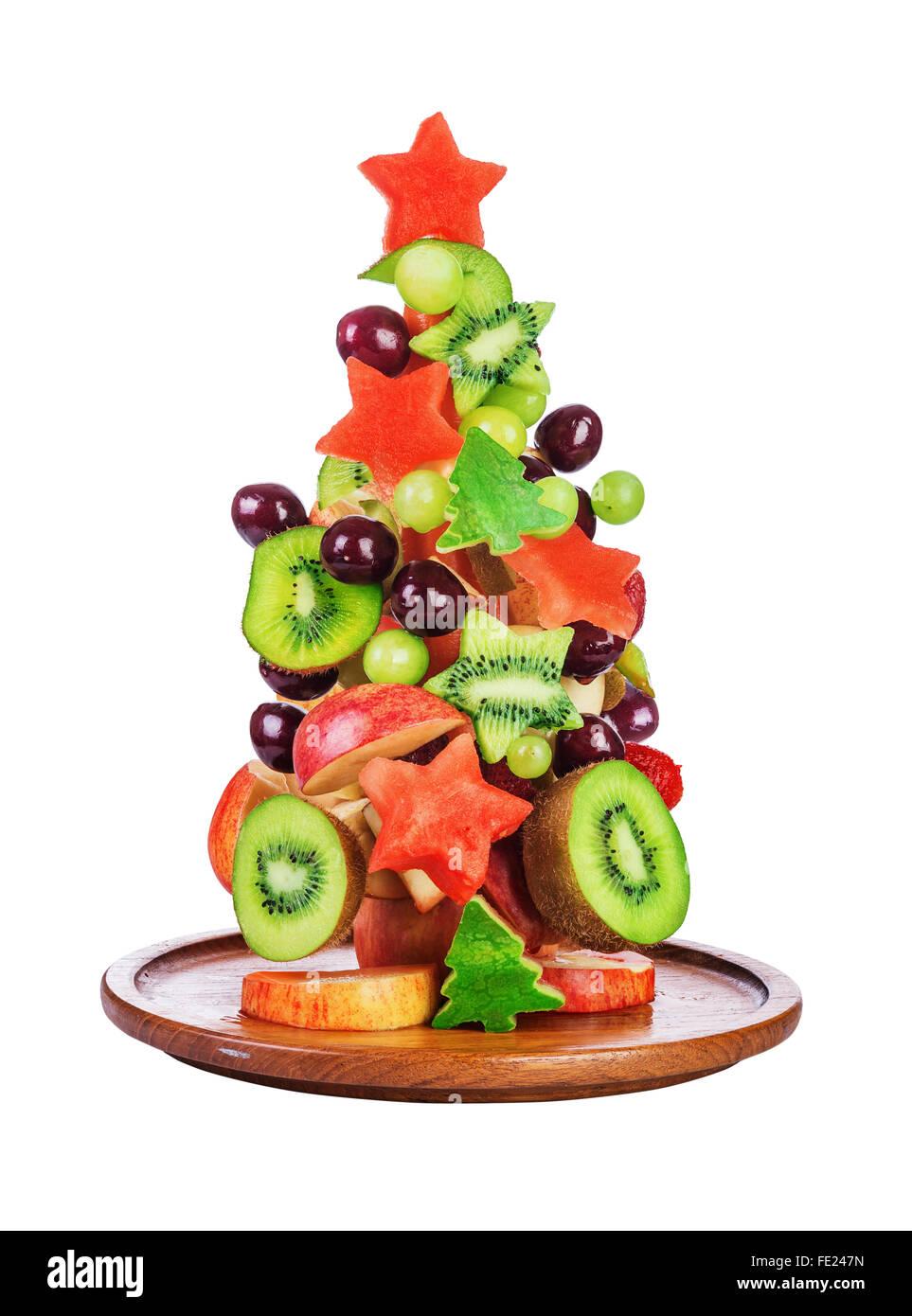 Fruit Salad Tree Stock Photos Fruit Salad Tree Stock Images Alamy