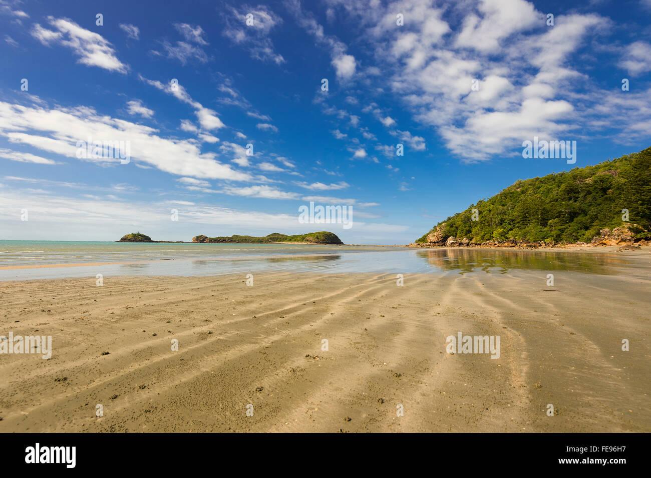 Cape Hillsborough, Queensland, Australia - Stock Image