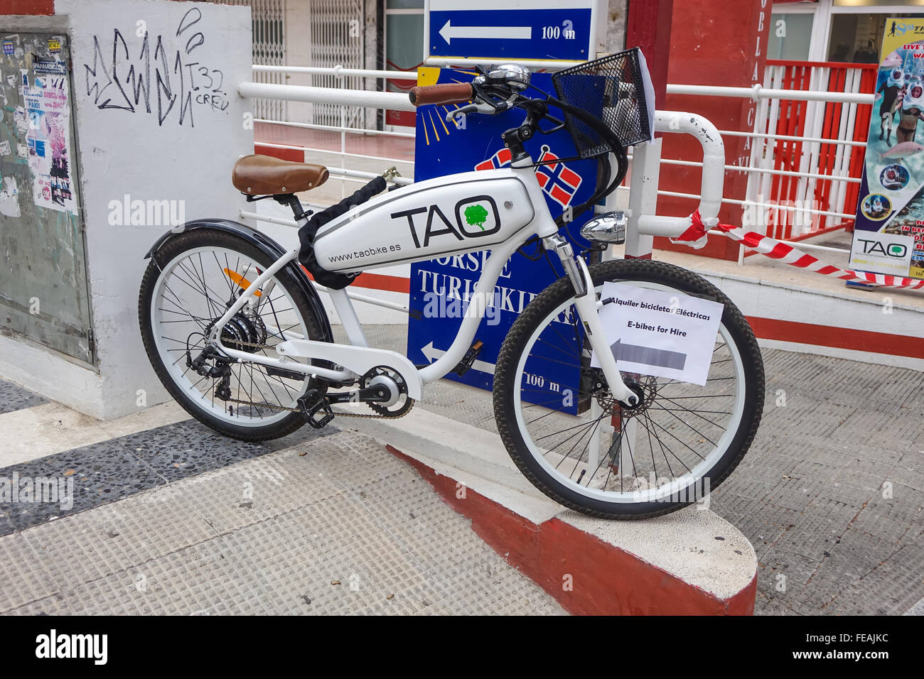 Electric Bike Hire Stock Photos Amp Electric Bike Hire Stock