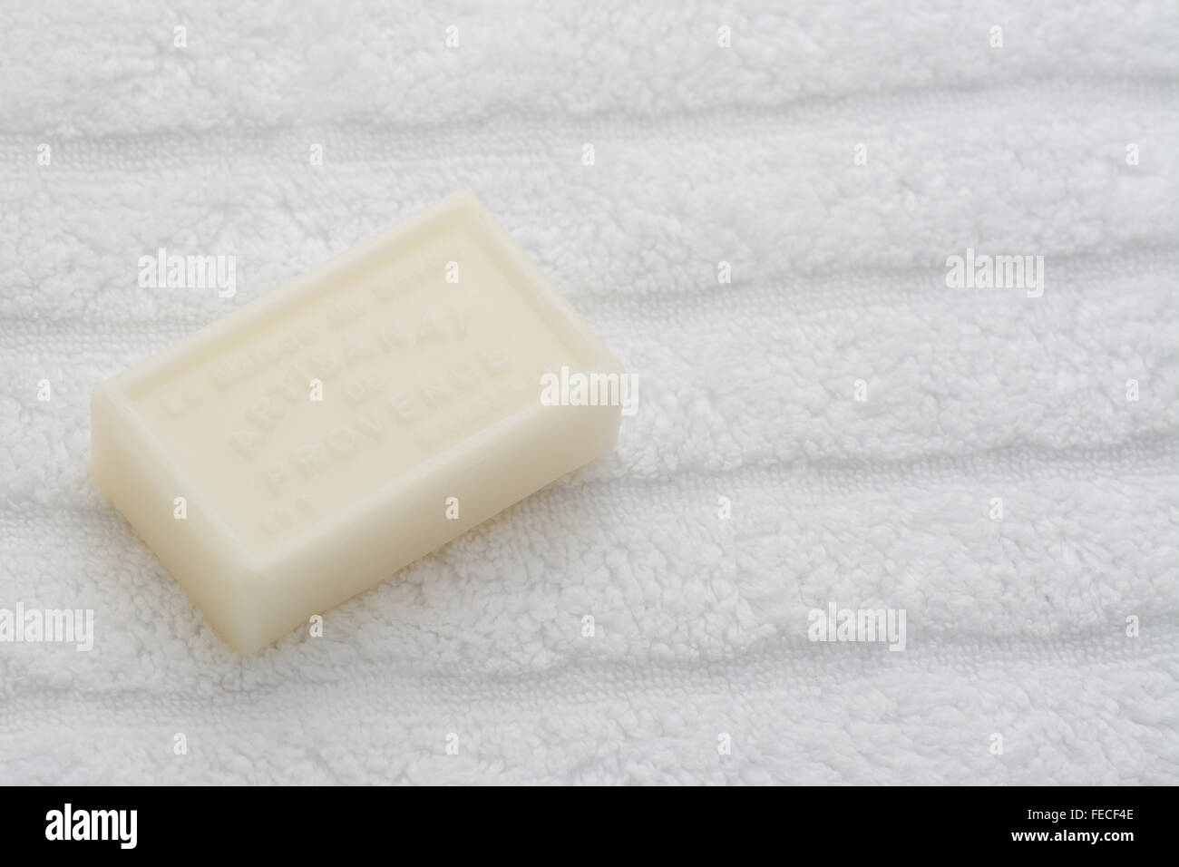 La Maison du Savon French scented soap - Stock Image