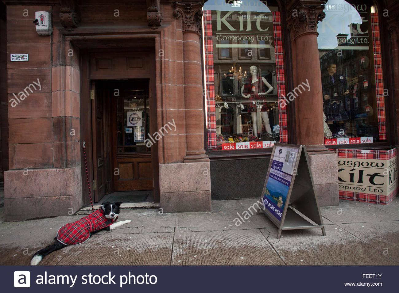 The Kilt Company Stock Photos & The Kilt Company Stock