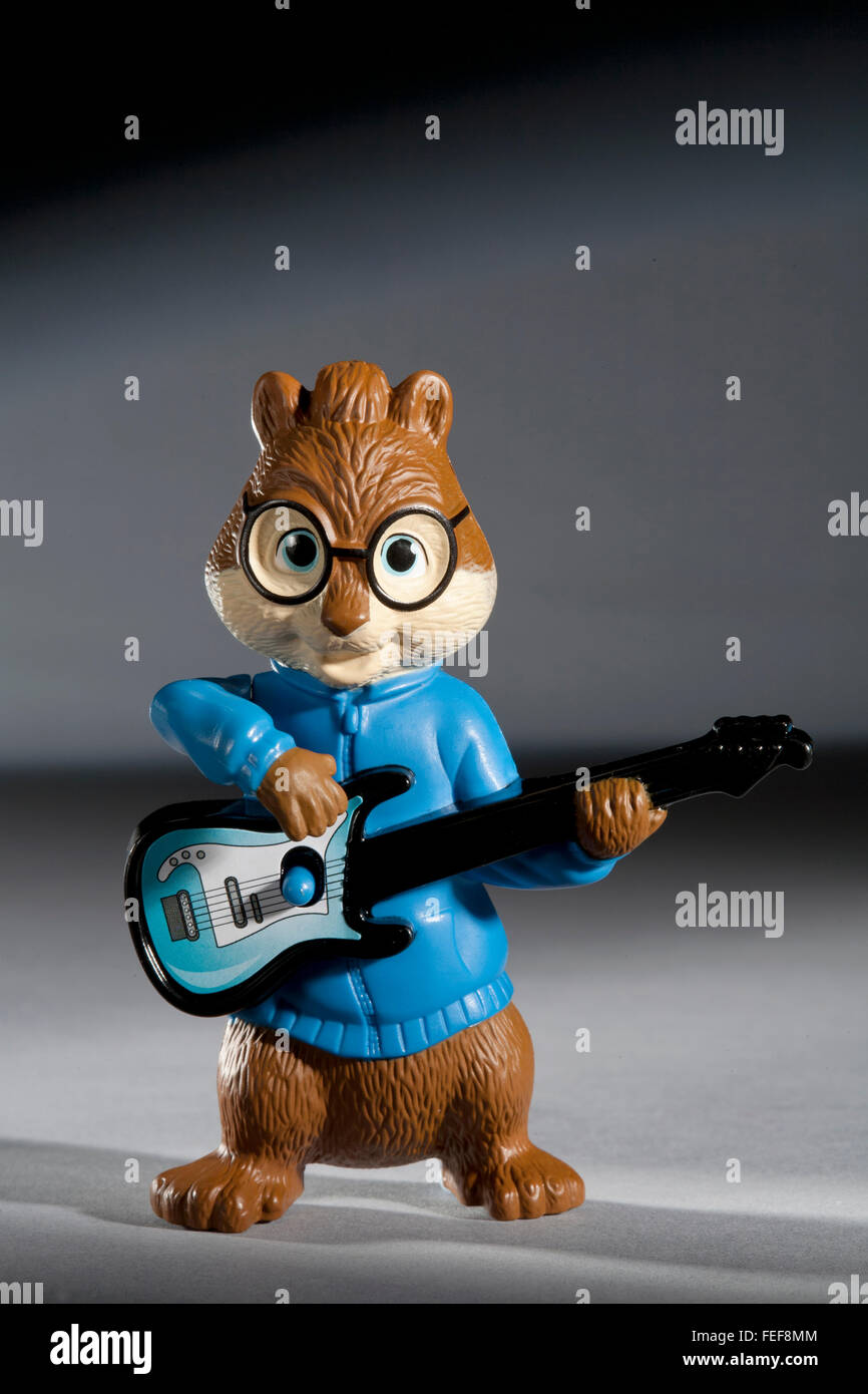 Alvin And The Chipmunks High Resolution Stock Photography And Images Alamy