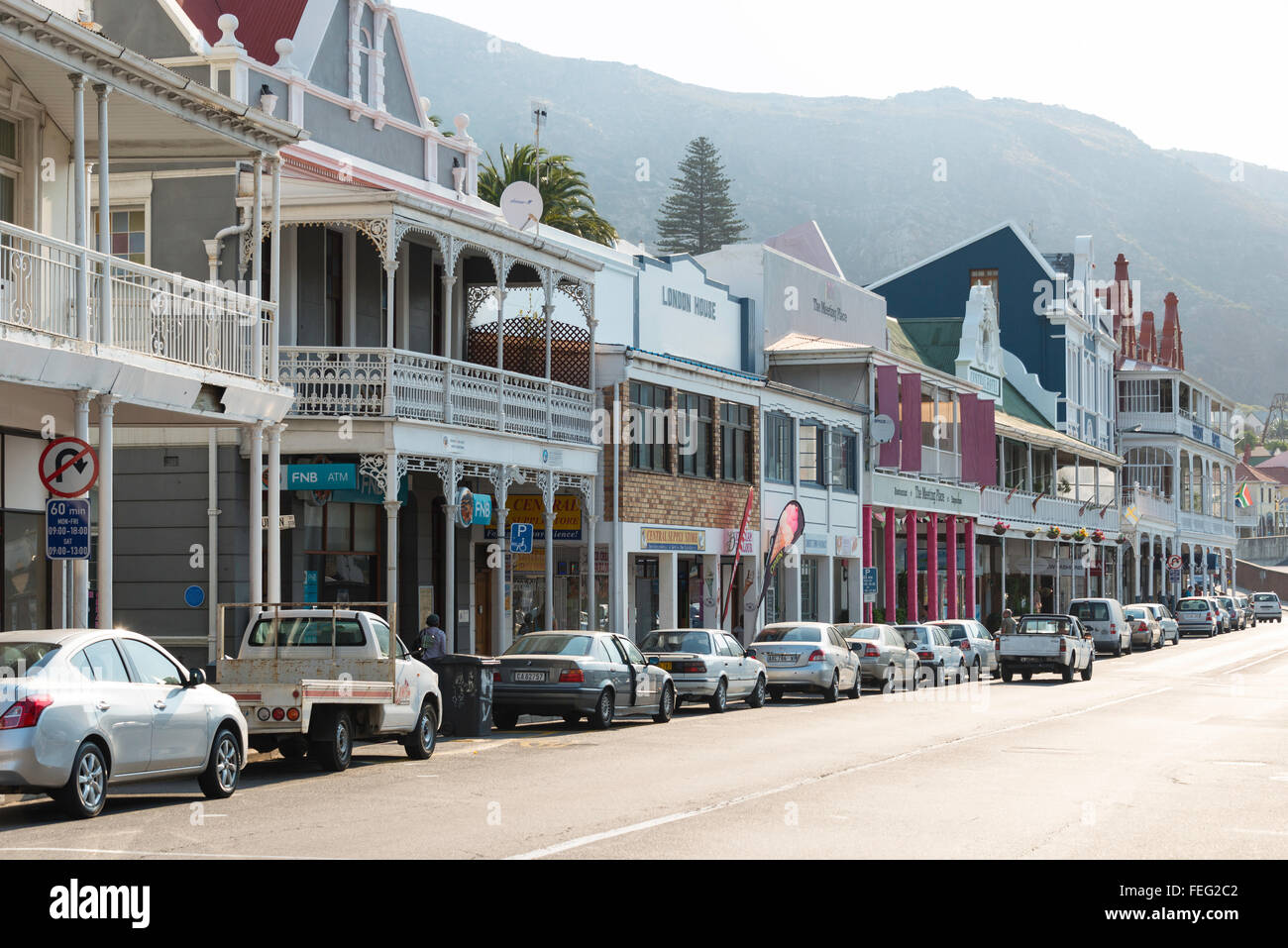 City Of Cape Town: St Georges Street, Simon's Town, Cape Peninsula, City Of