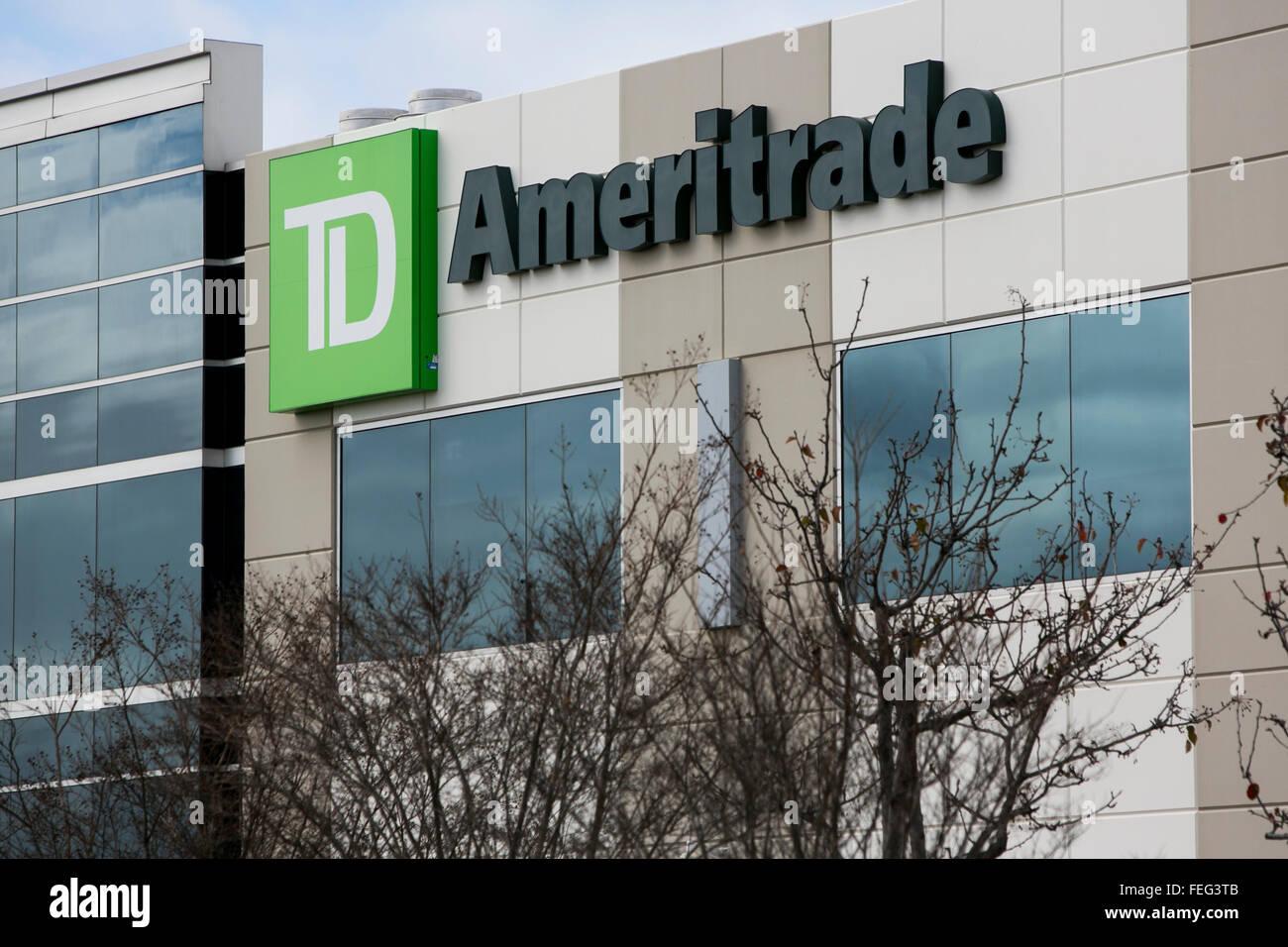 Td Ameritrade Stock Photos & Td Ameritrade Stock Images - Alamy