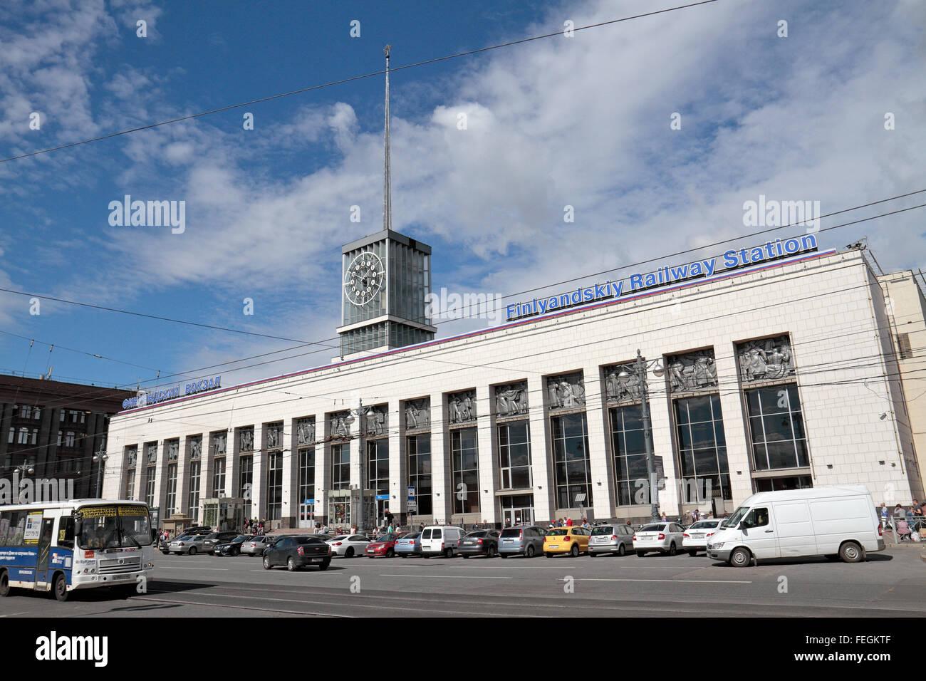 Yuzhny vokzal southern railway station