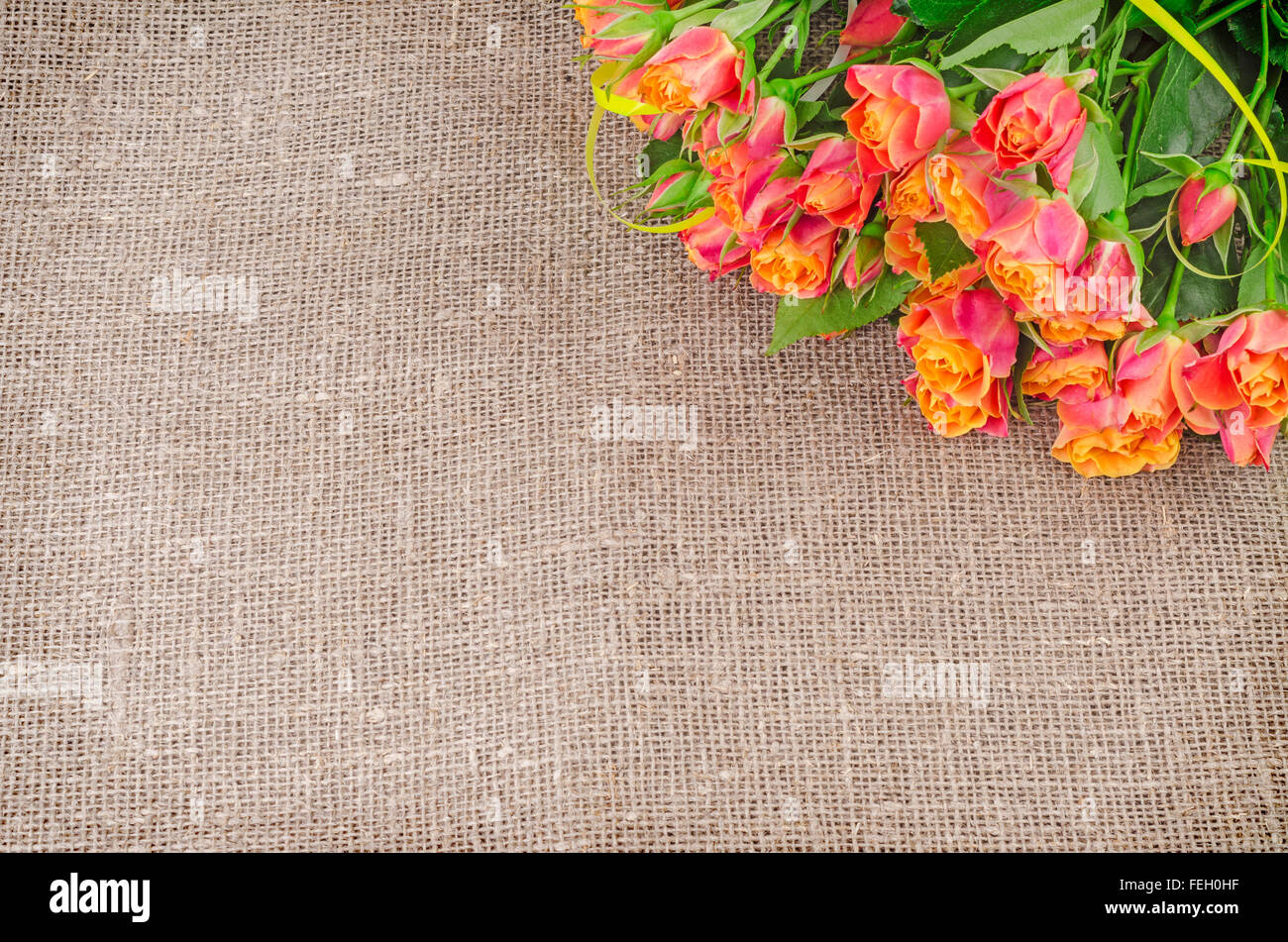 Rustic Floral Background Stock Photos Rustic Floral Background