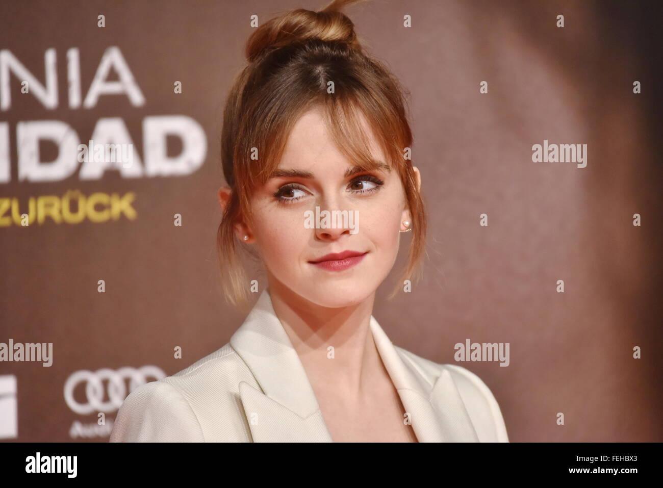 Emma Watson 2016 Stock Photos Emma Watson 2016 Stock Images Alamy
