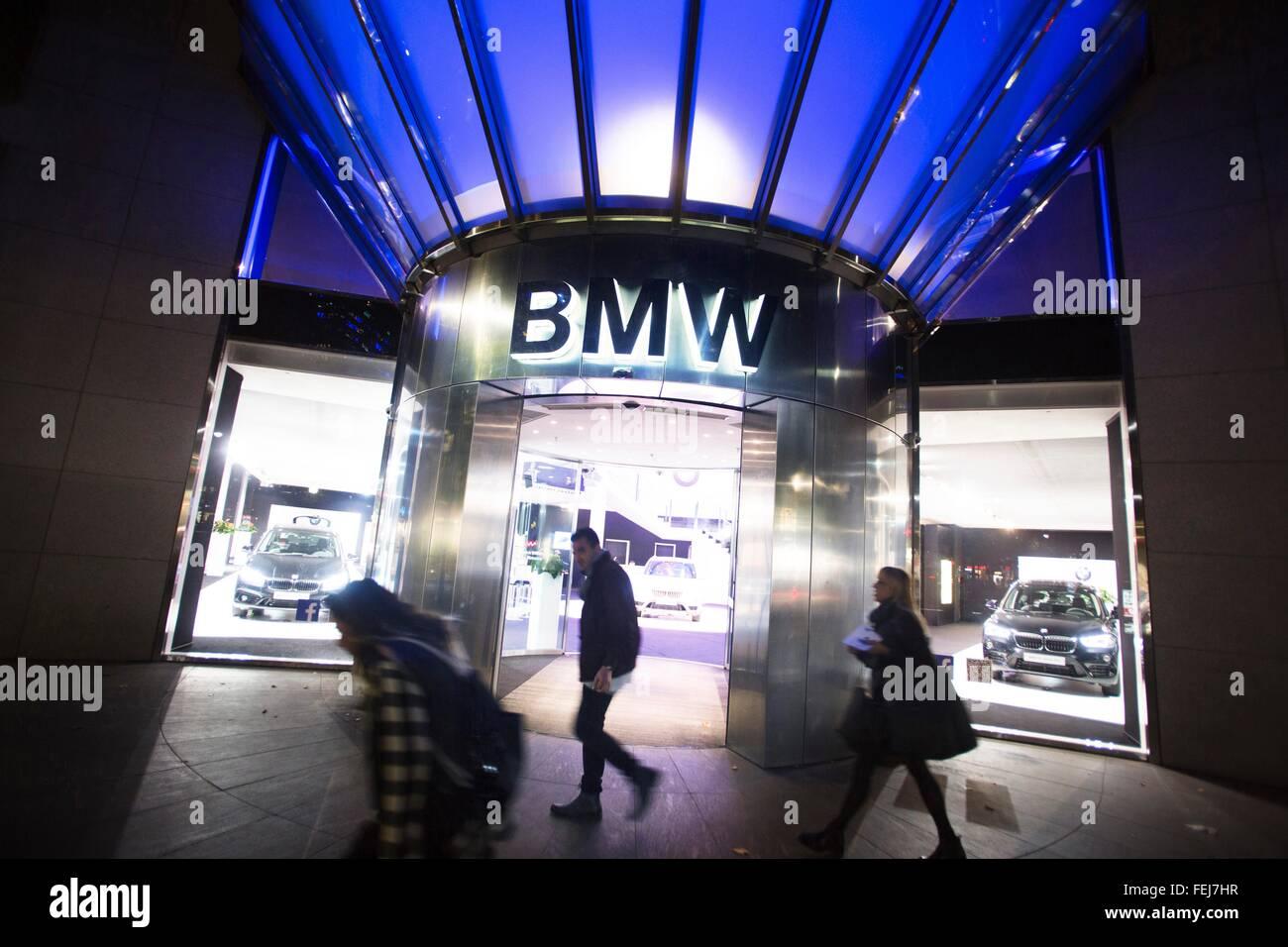 The Bayerische Motoren Werke Aktiengesellschaft Bmw Ag Is The