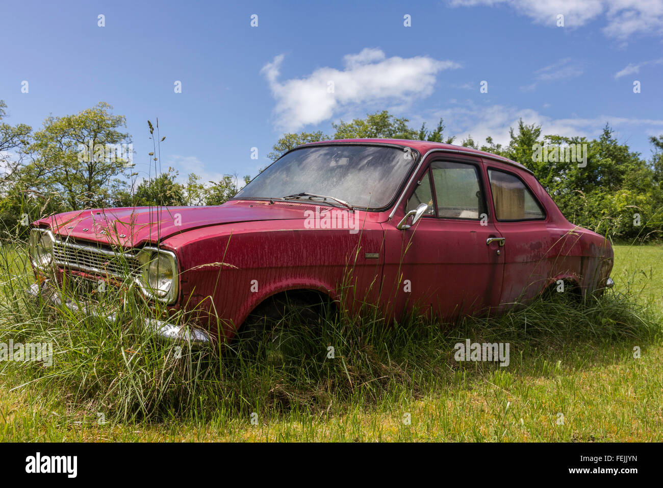 Ford Escort Mk1 Stock Photos & Ford Escort Mk1 Stock Images - Alamy