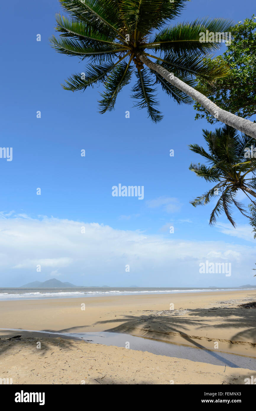 Mission Beach, Queensland, Australia - Stock Image