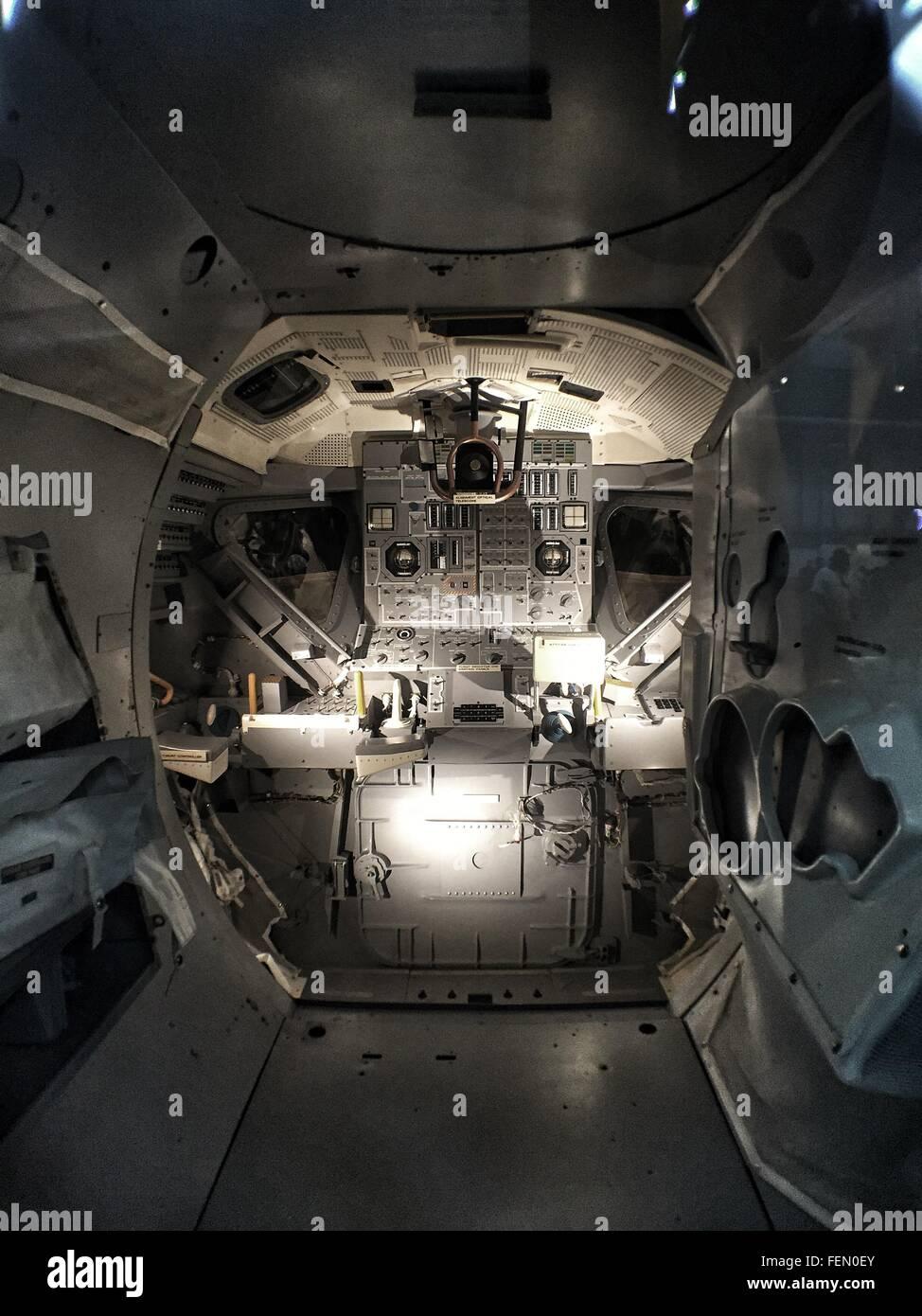 space shuttle interior 3d scan - photo #12