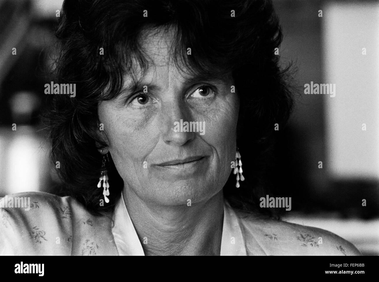FILE PIC: London, UK. 1st September, 2016. Margaret Forster, award winning author best known for her novels Georgy - Stock Image