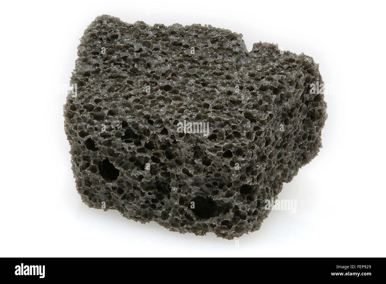 Pumice, Volcanic Igneous Rock, Mexico - Stock Image