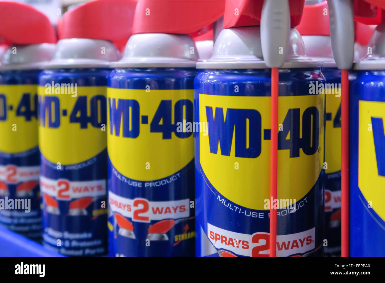 Wd 40 Stock Photos & Wd 40 Stock Images - Alamy