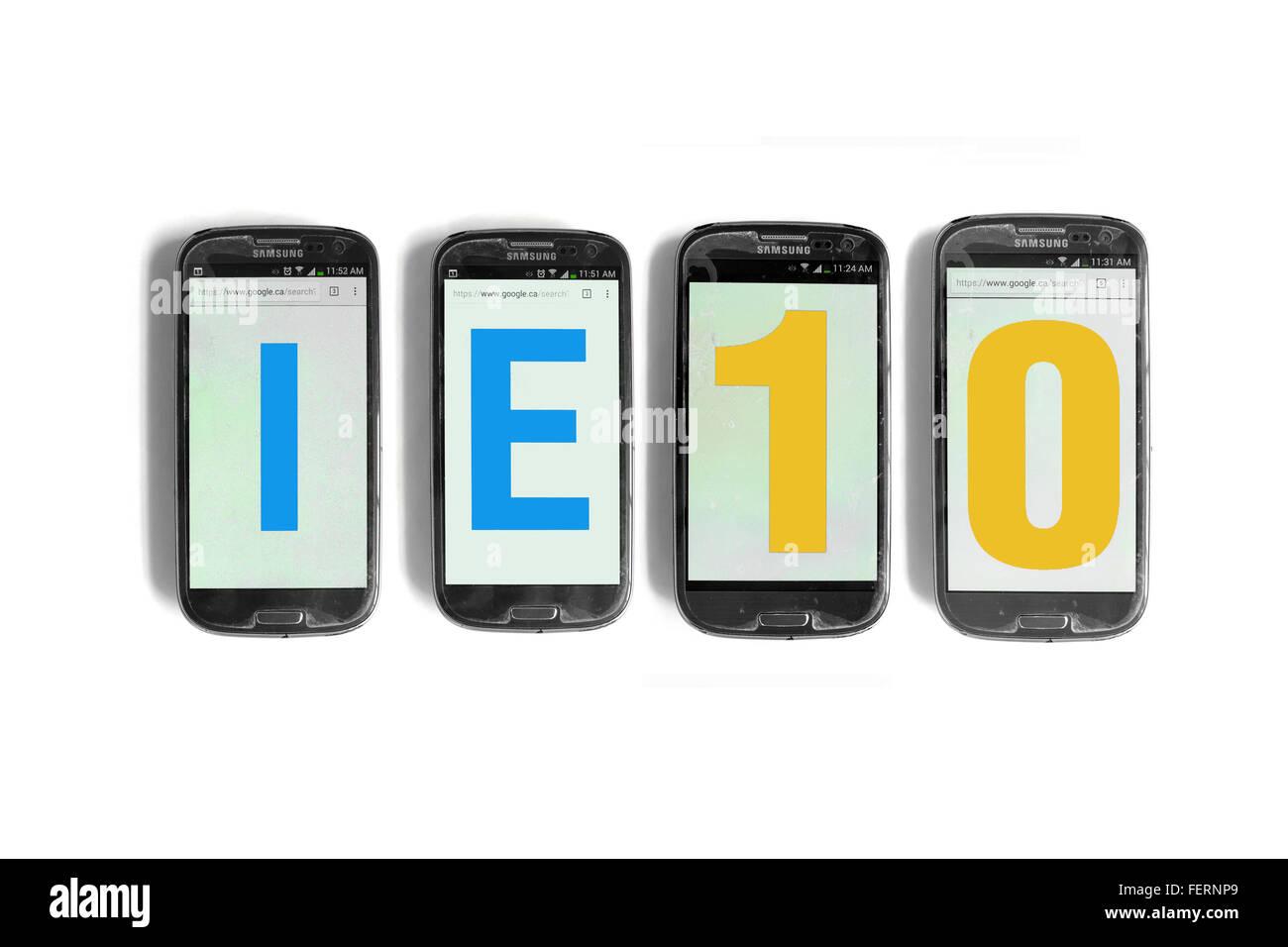 portable ie 10