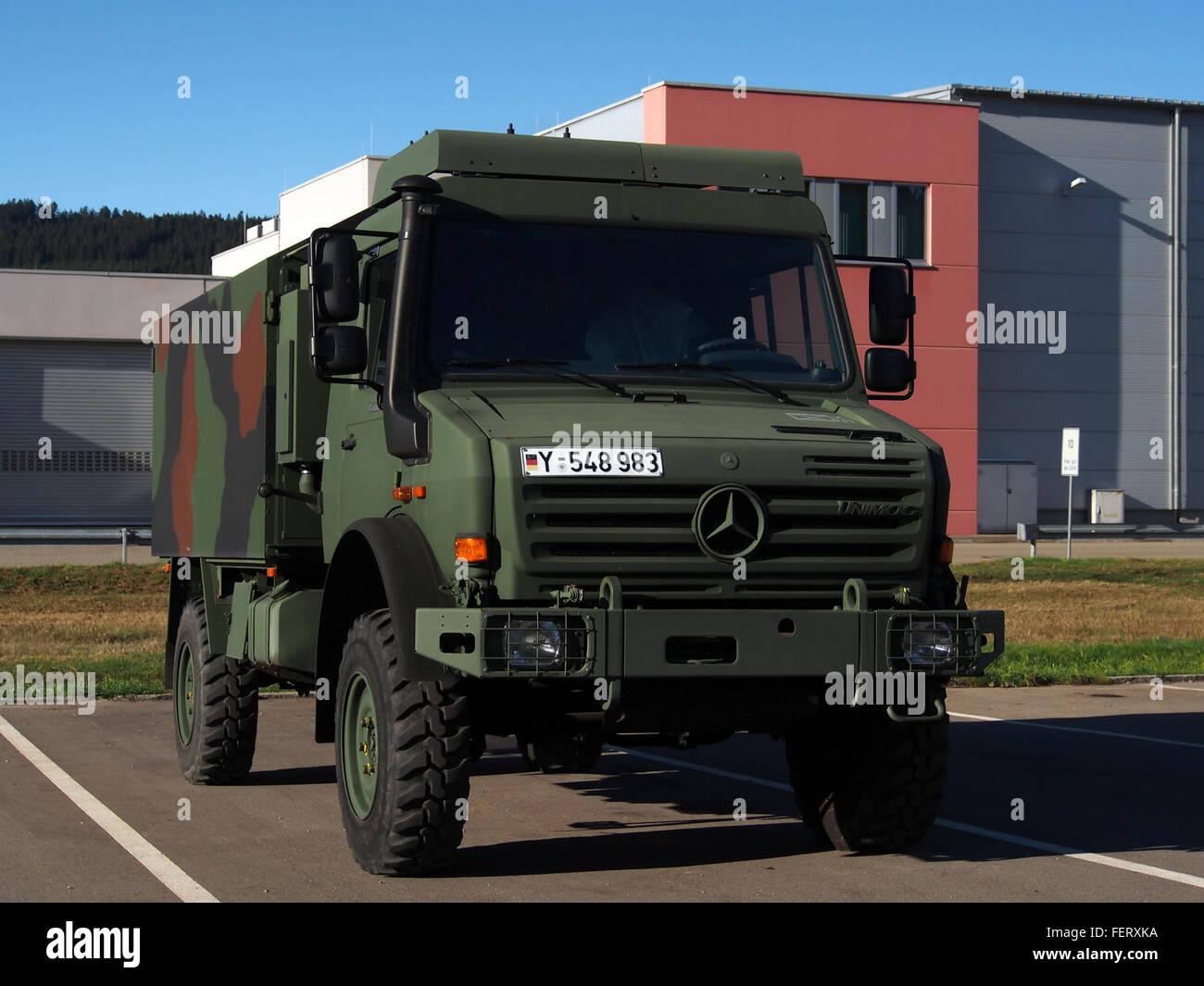 Unimog Stock Photos & Unimog Stock Images - Page 4 - Alamy