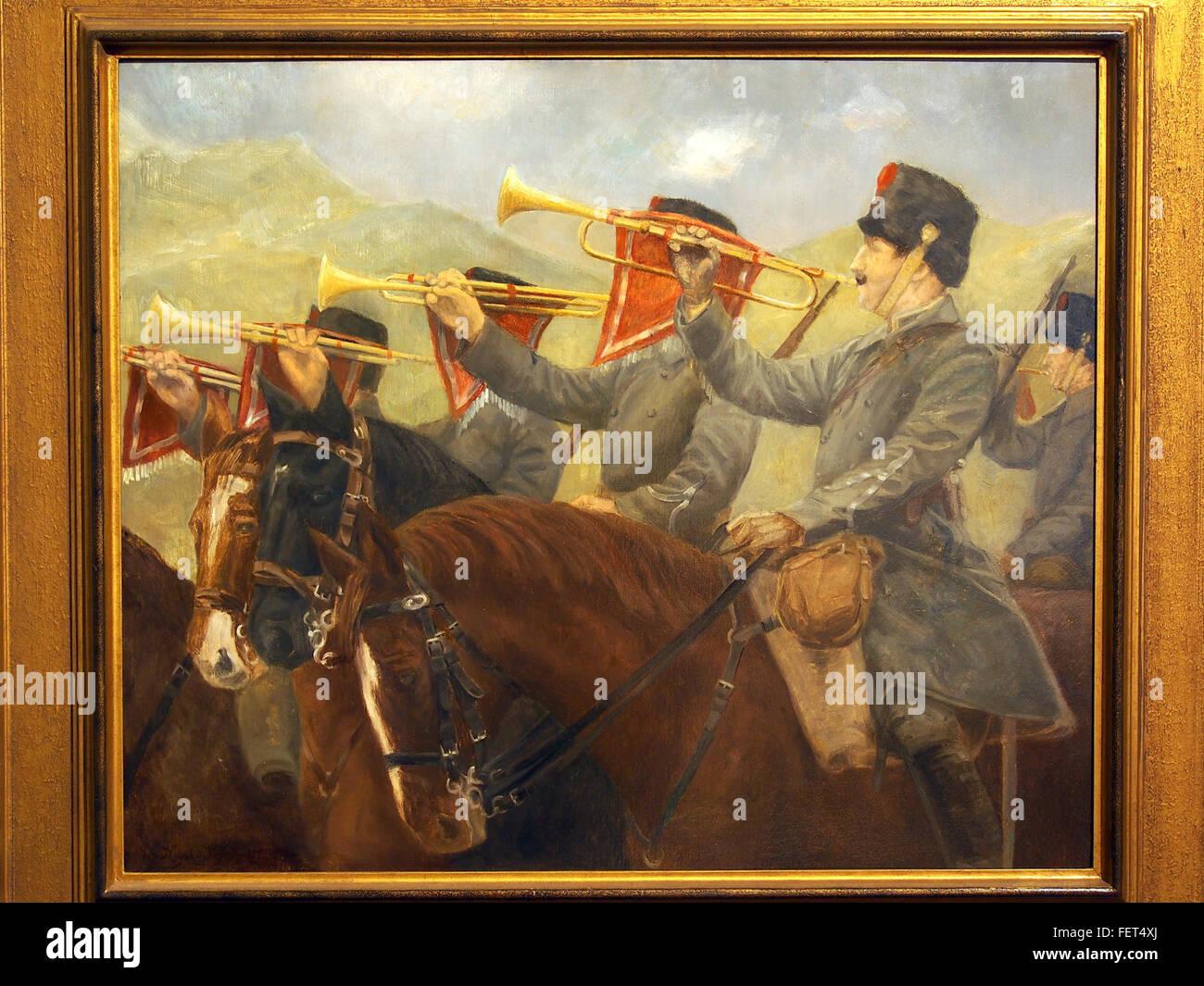 Dutch Cavalry Museum, Bernhardkazerne pic12 - Stock Image