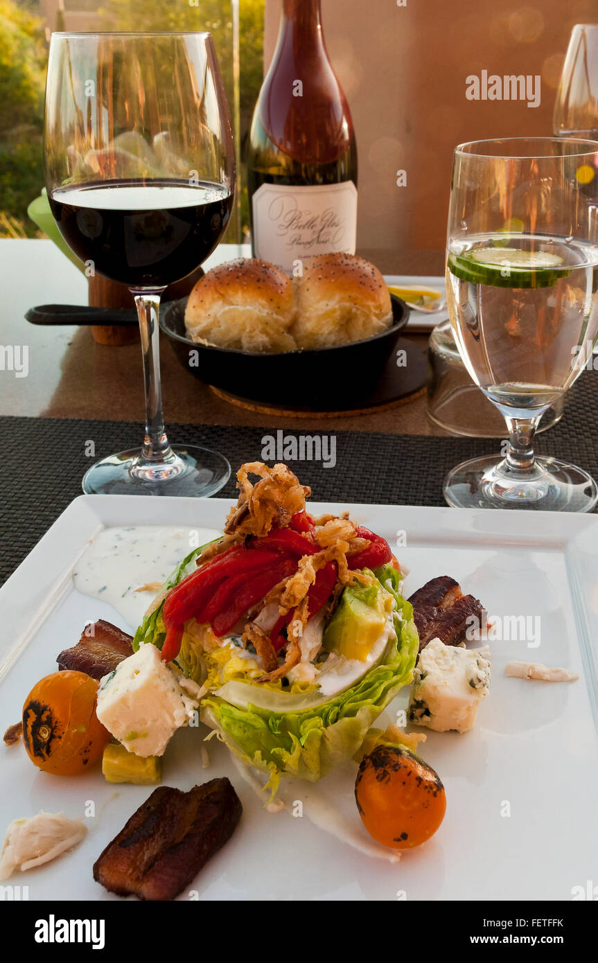 Salad Talavera Restaurant Four Seasons Scottsdale At Troon