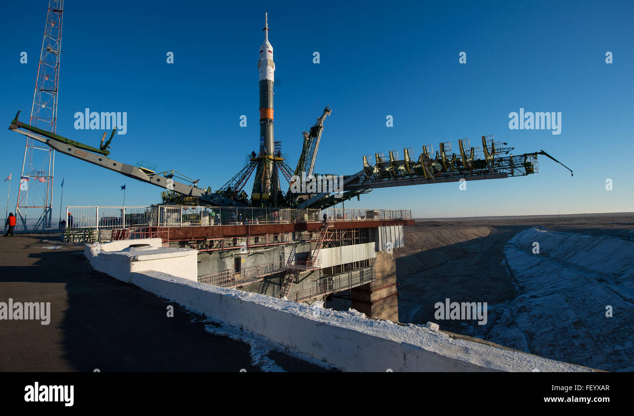 Expedition 46 S - Stock Image