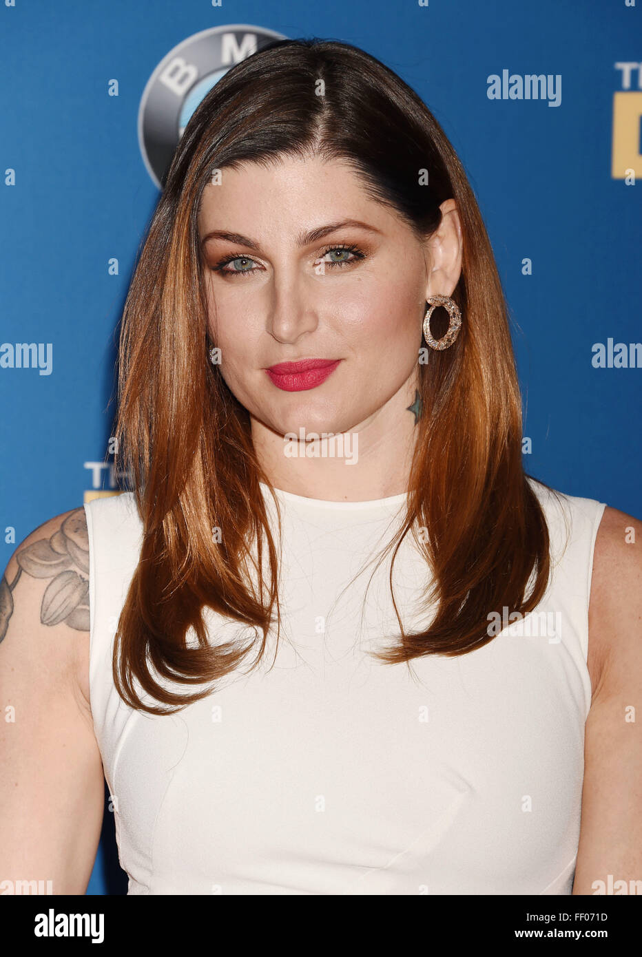 TRACE LYSETTE US film actress in February 2016. Photo Jeffrey Mayer - Stock Image