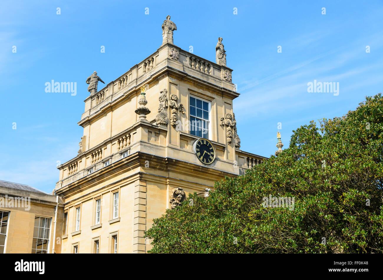 Trinity College, Stock Photo