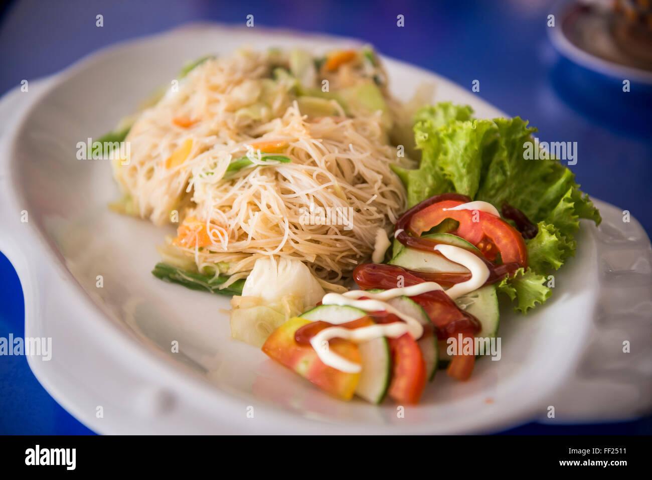 Birmanie Carte Regions.Burmese Noodles Pyin Oo Lwin Pyin U Lwin Mandalay Region