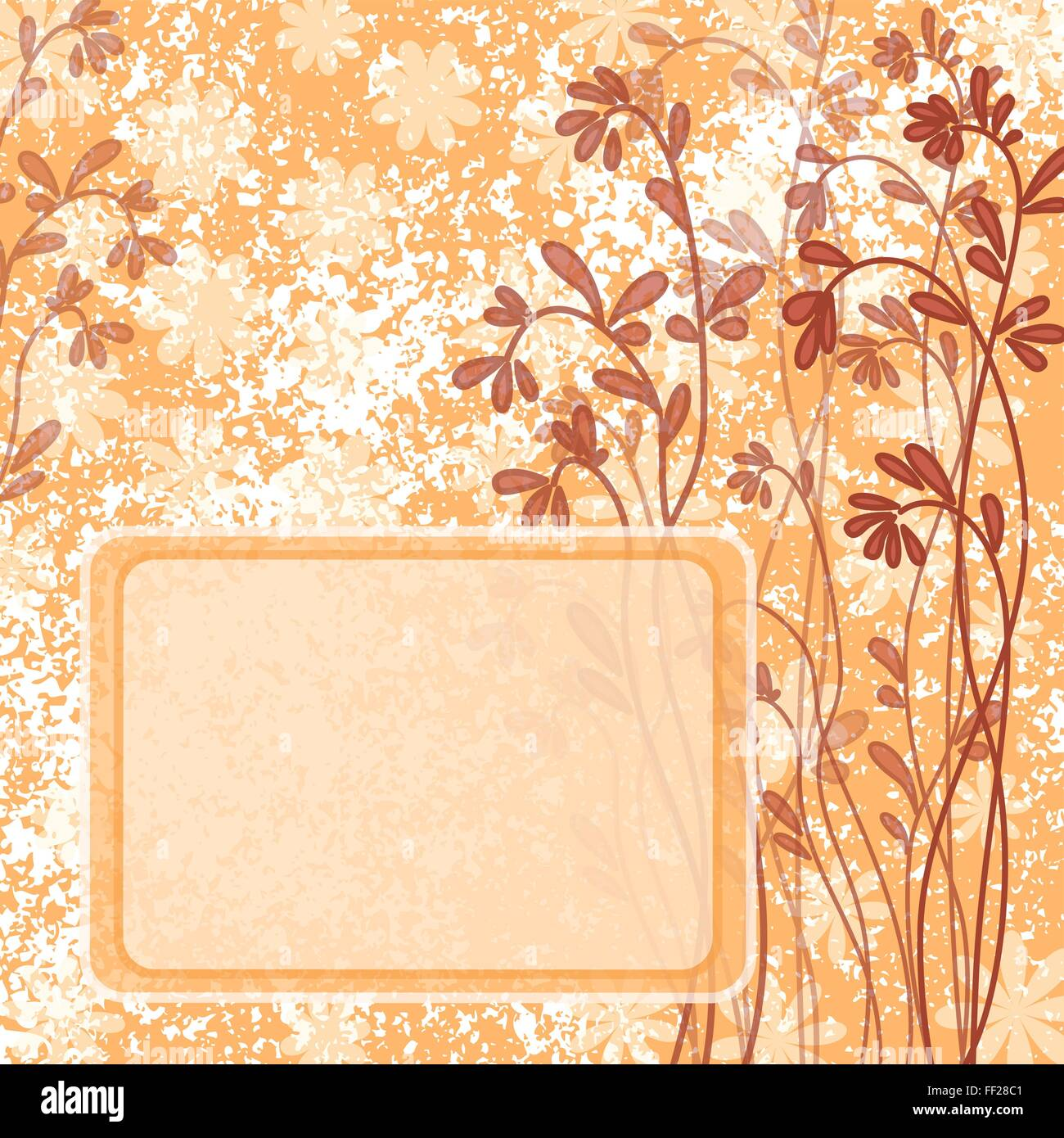 October birthday flower stock vector images alamy background flowers and frame stock vector izmirmasajfo