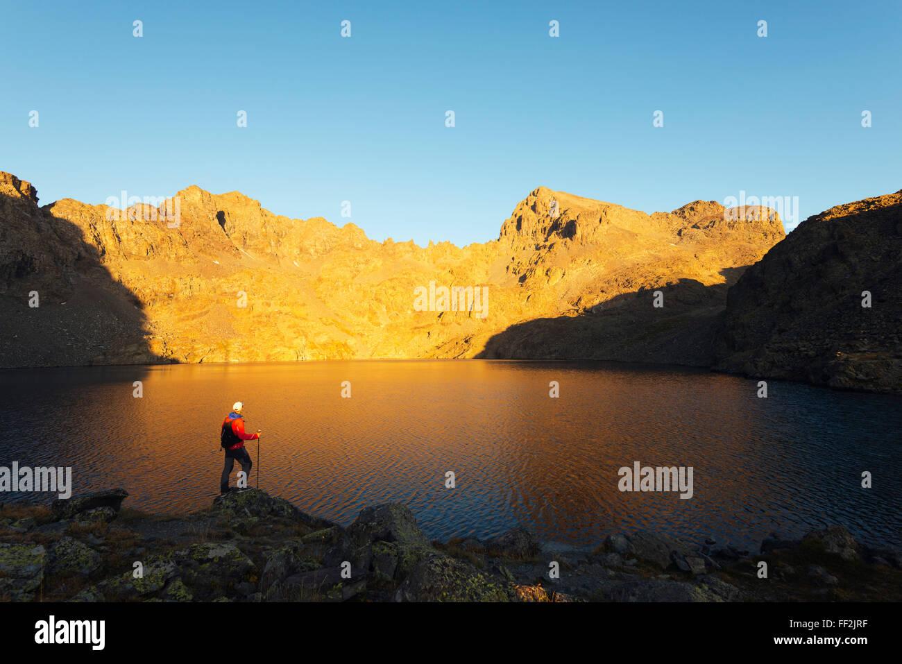 Kackar Mountains, Eastern AnatoRMia, Turkey, Asia Minor, Eurasia - Stock Image