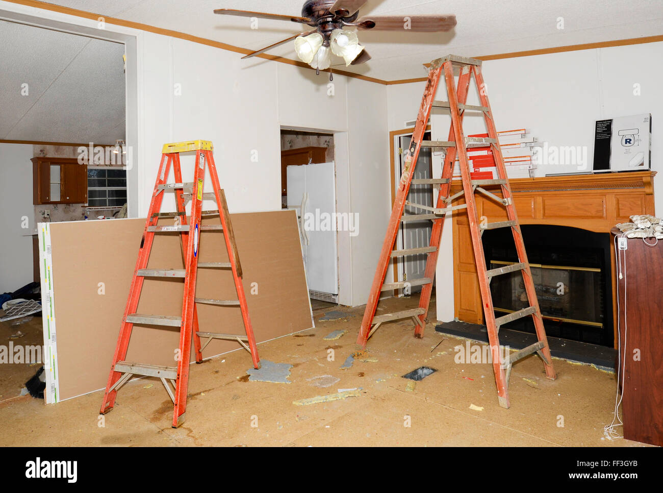 Complete Interior Stock Photos & Complete Interior Stock Images - Alamy