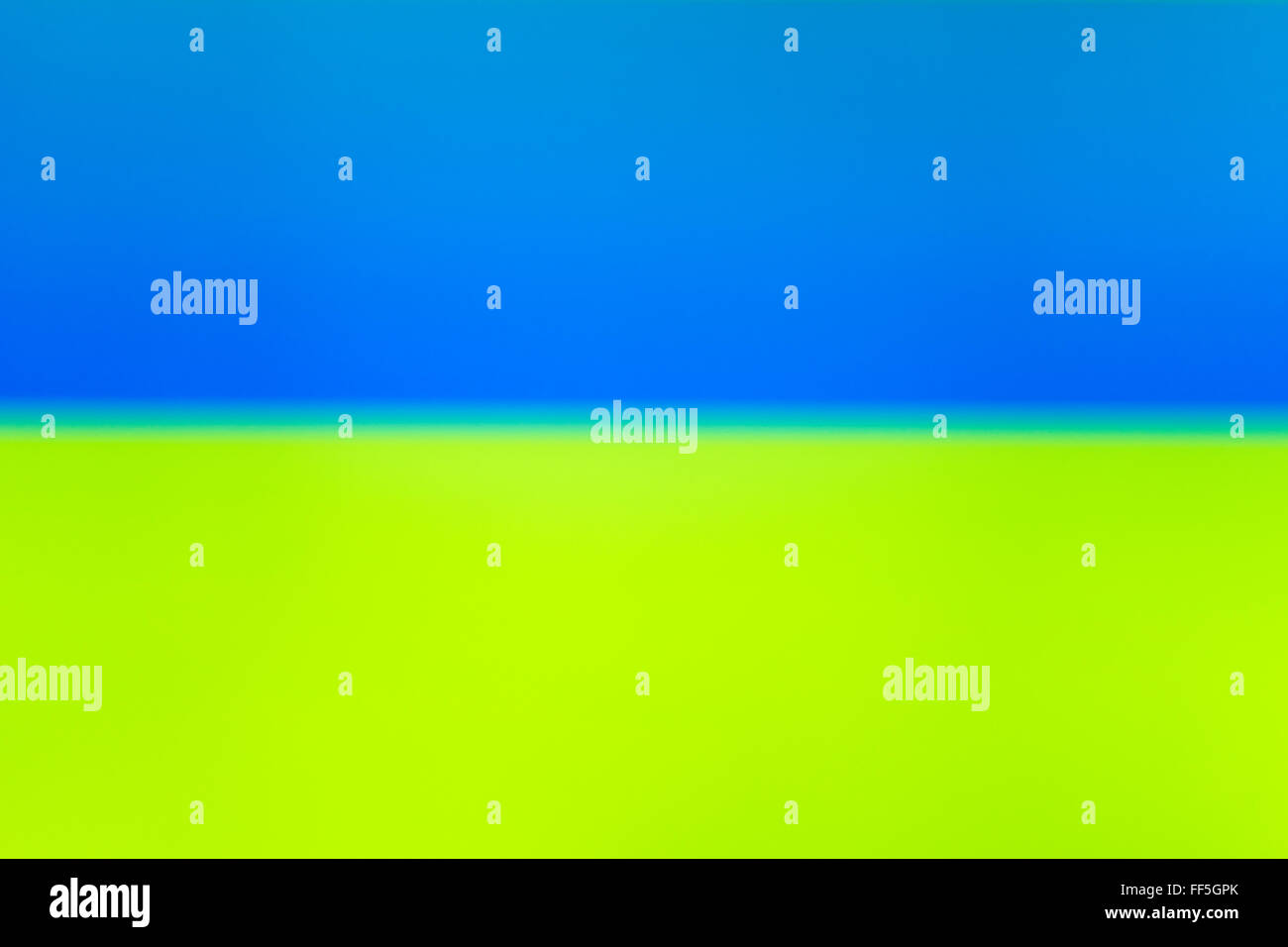 Blue yellow interlaced tv screen static noise, abstraction