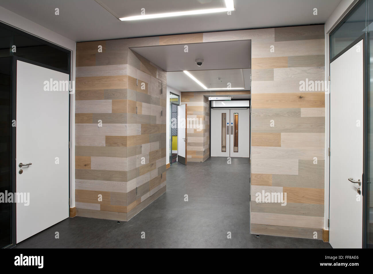 St Georges Hospital Tooting London Stock Photo
