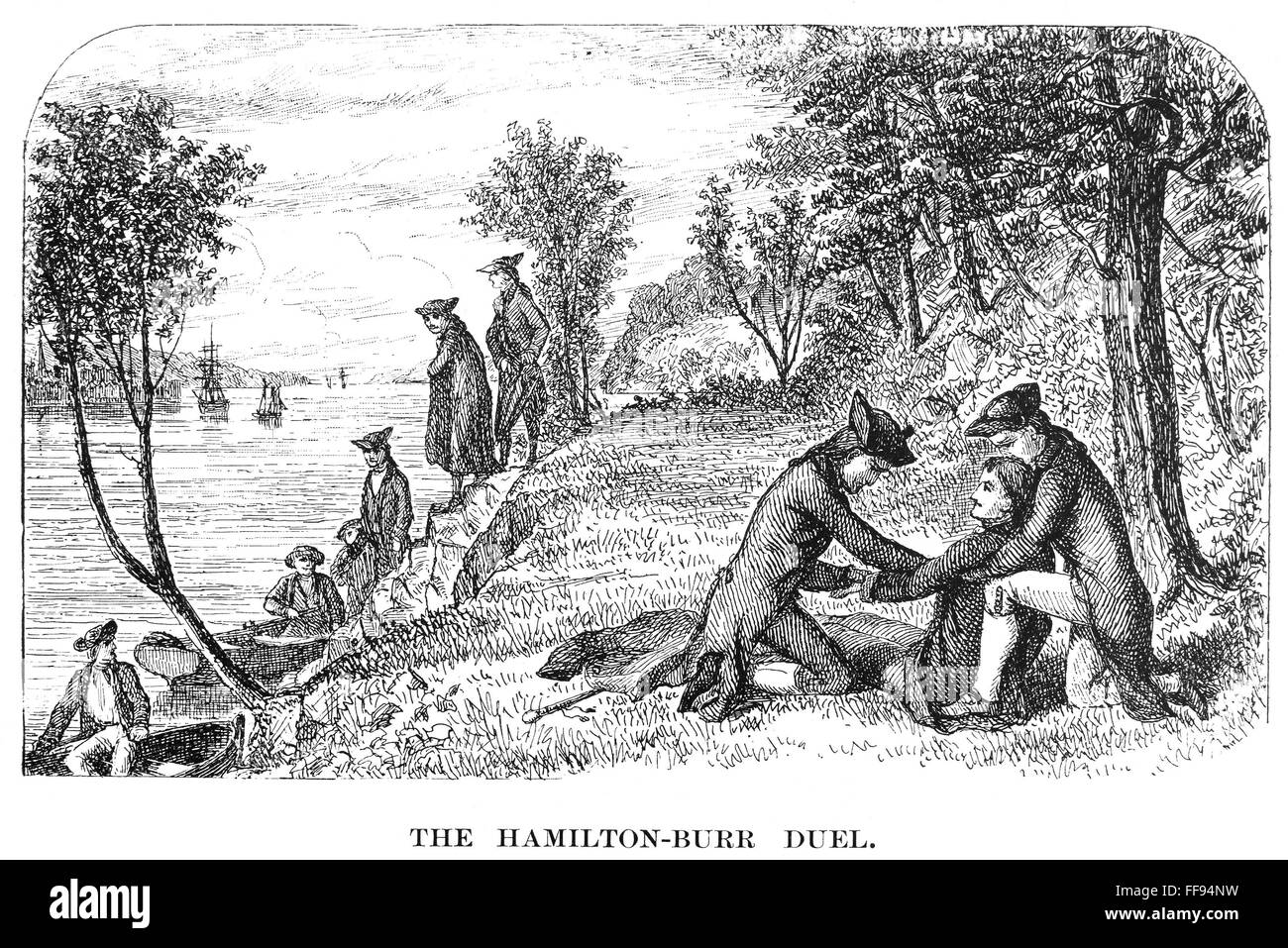 the consequences of the burr and hamiton This work was published before january 1, 1923, and is in the public domain worldwide because the author died at least 100 years ago n york 18 june 1804 sir, i send for your perusal a letter signed ch d cooper which, though apparently published some time ago.