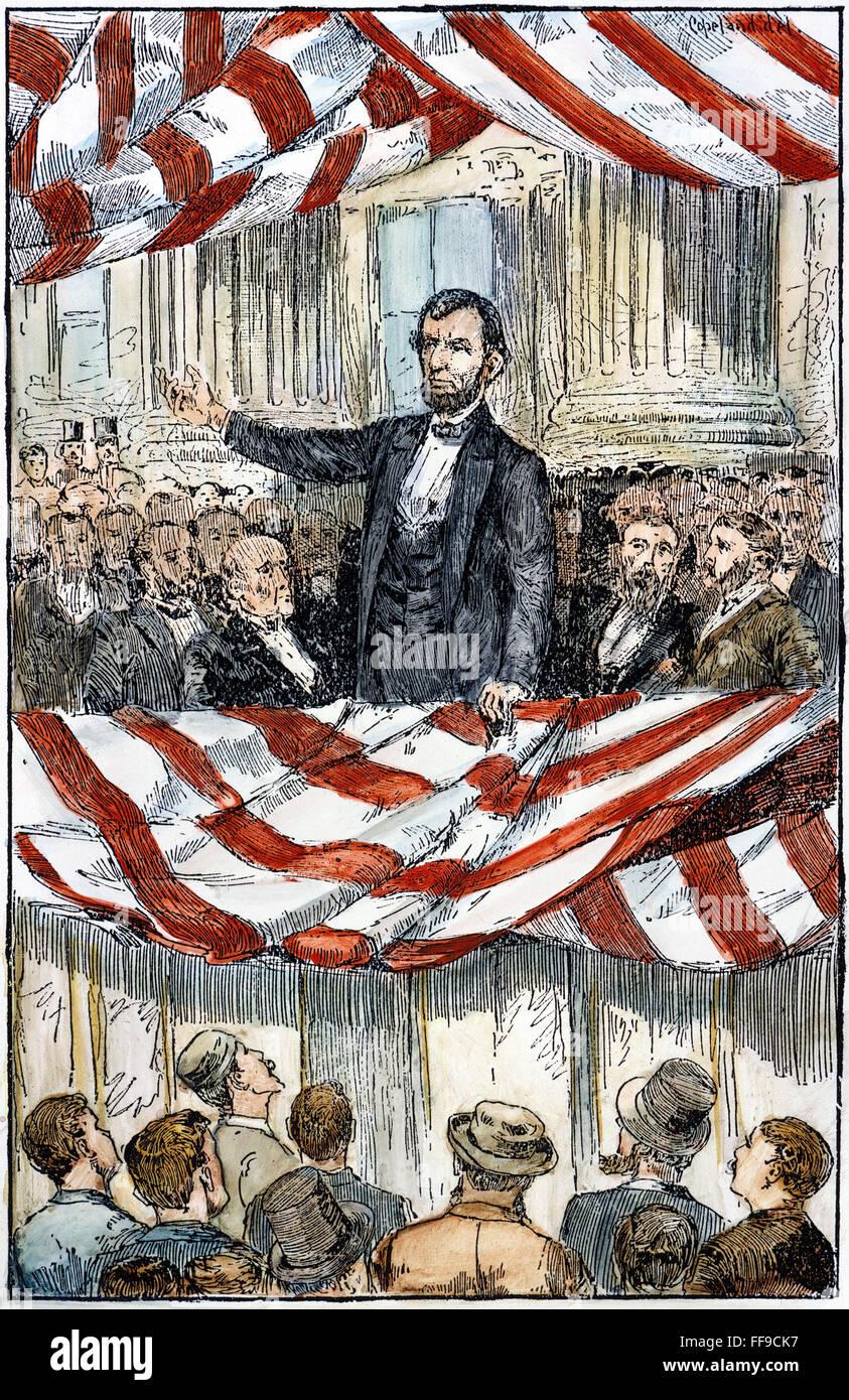 president lincolns speech - HD844×1390