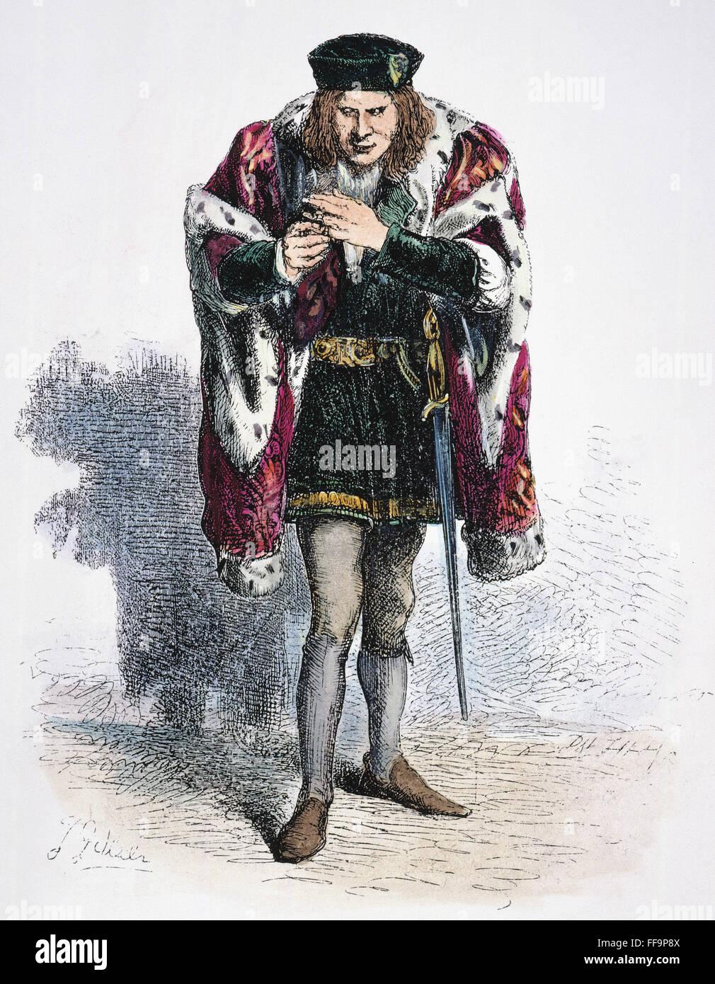 Shakespeare Richard Iii Nking Richard Iii In Act 1 Scene