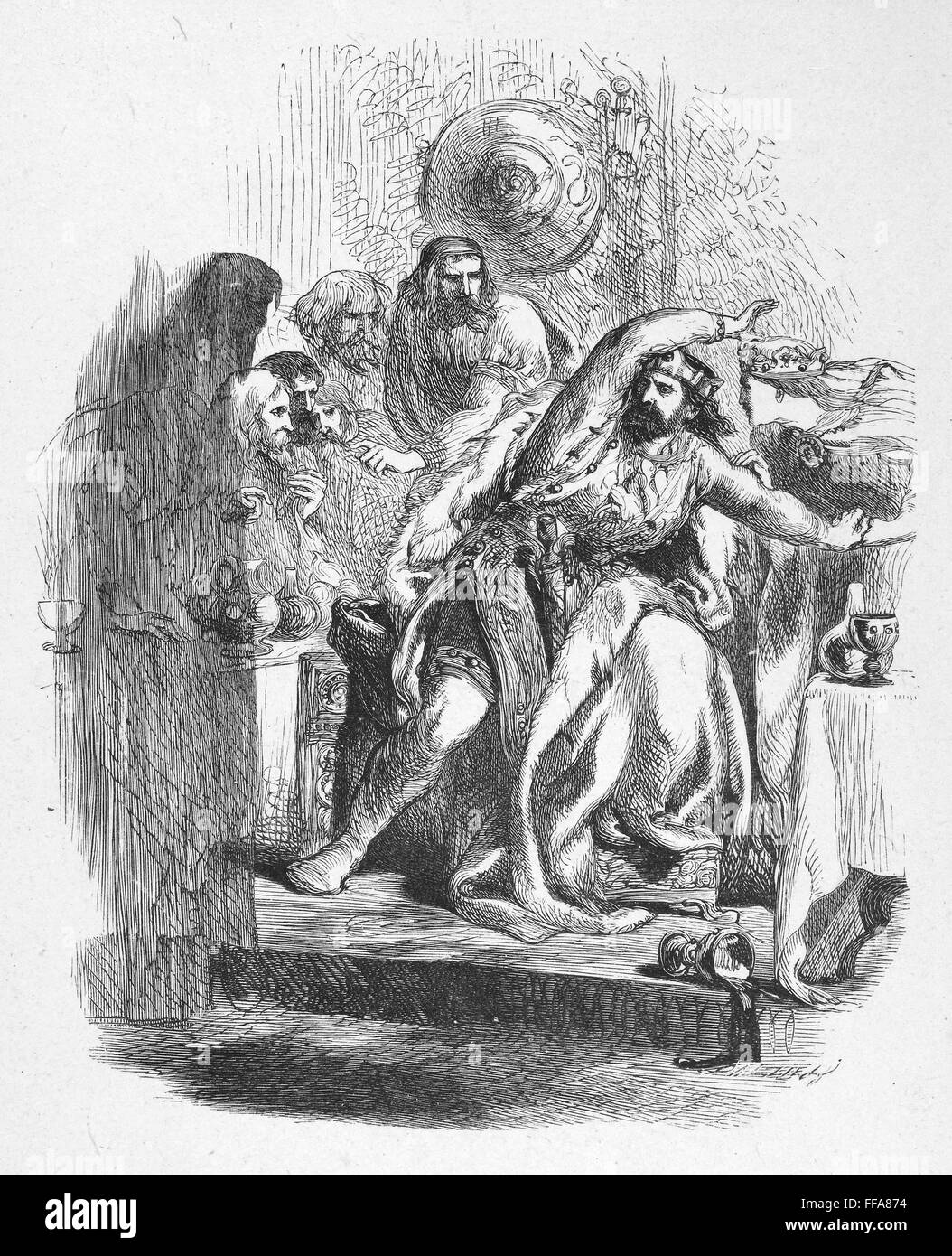 how evil caused destruction of macbeths life in william shakespeares macbeth Ambition in macbeth:  a factor which comes back to torture him throughout his life in macbeth  the nature of evil in macbeth  power in shakespeare.