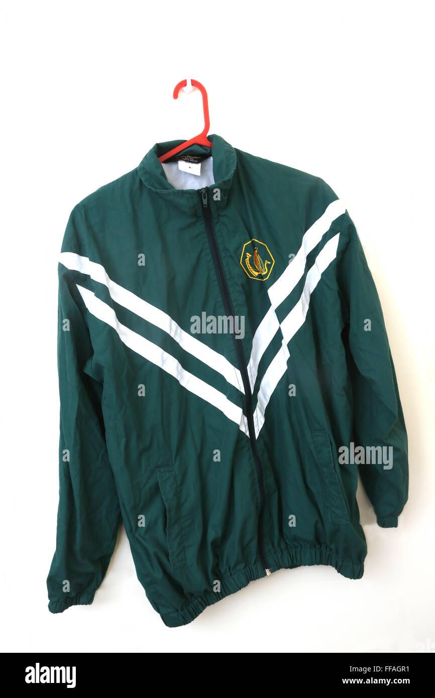 Lester Bowden School Sports Jacket - Stock Image